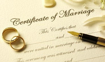 marriage search, divorce search, marriage records, divorce records